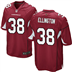 Arizona Cardinals - A. Ellington #38 Home Jersey