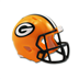 Green Bay Packers Micro Speed Helmet