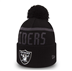 Oakland Raiders - Black Collection Knit