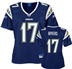 Chargers - P. Rivers #17 Woman