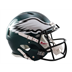 Philadelphia Eagels Mini Speed Helmet