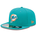 Miami Dolphins - On Field Cap 5950