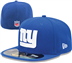 New York Giants - On Field Cap 5950