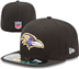 Baltimore Ravens - On Field Youth Cap 5950