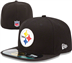 Pittsburgh Steelers - On Field Cap 5950