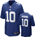 New York Giants - E. Manning #10 Home Jersey
