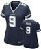 Dallas Cowboys - T. Romo #9 - Women Jersey