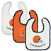 Cleveland Browns - Baby Bib - 3 Pc Set