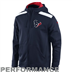 Houston Texans - Nailhead Full-Zip Hoody