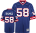 New York Giants - C. Banks #58 Vintage Jersey