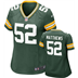 Green Bay Packers - C. Matthews #52 Woman Jersey