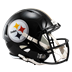 Pittsburgh Steelers Speed Replica Helmet
