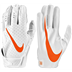 Nike Youth Vapor Jet 5.0 White/Orange