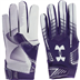 UA 1304694 F6 Gloves Purple