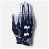 UA 1304694 F6 Gloves Navy