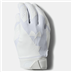 UA 1304698 Spotlight Gloves White