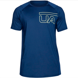 UA 1306129/1306429 Raid 2,0 Graphic Tee