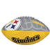 Pittsburgh Steelers Wilson WTF1534XB NFL Junior