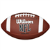 Wilson WTF1857 NFL Junior Ball