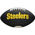 Pittsburgh Steelers Wilson WTF1533XB Team Mini